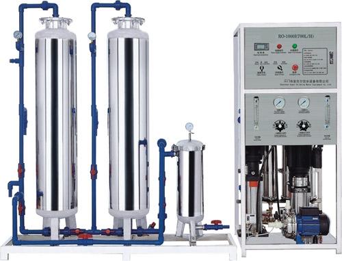 Dàn lọc nước siêu tinh khiết 400 lít/H