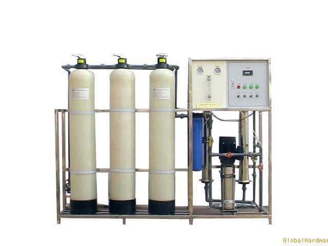 Dàn lọc nước tinh khiết công suất 250lit/H