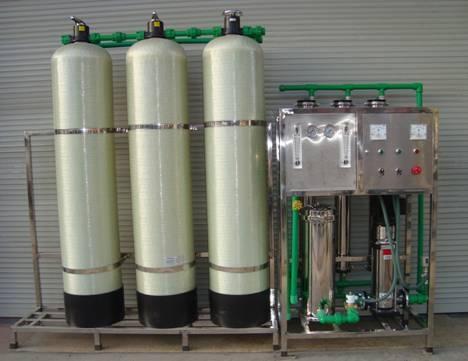 Dàn lọc nước tinh khiết 1200lit/H
